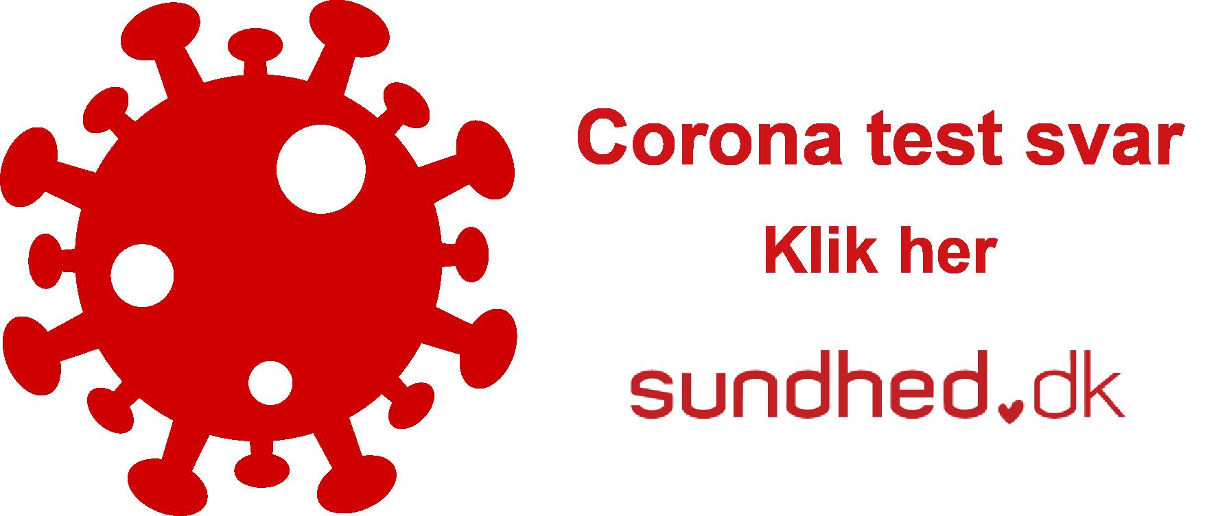 Corona test svar